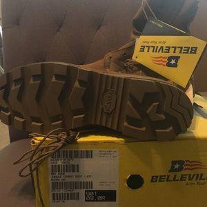 Belleville Jungle Combat Boots Size 9R, brand new